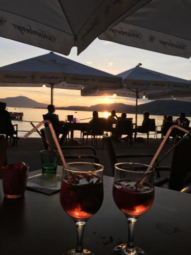 Sunset-Drinks